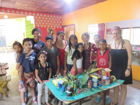 nicaragua youth media arts project