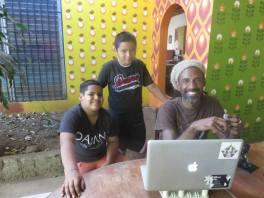 joel mejia, teaching artist