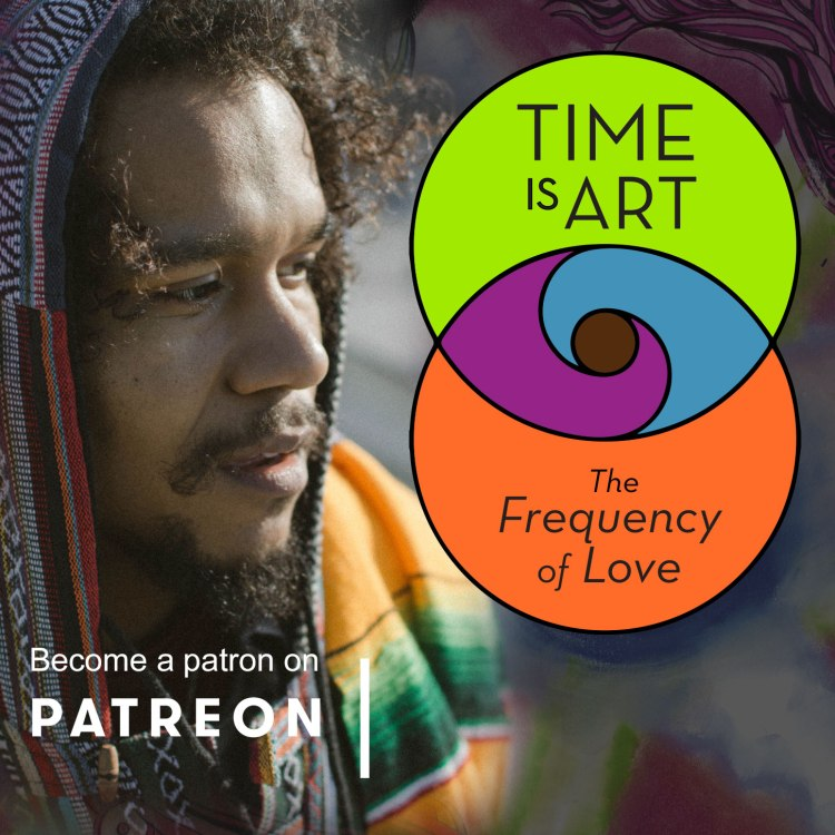 time is art, patreon