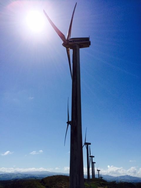 wind power, costa rica
